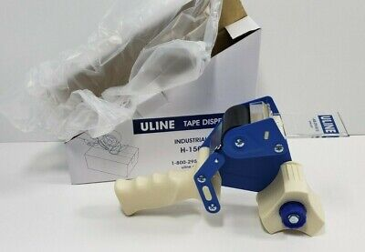 Uline H-150 Industrial 2 Packing Tape Dispenser Gun New Side Load