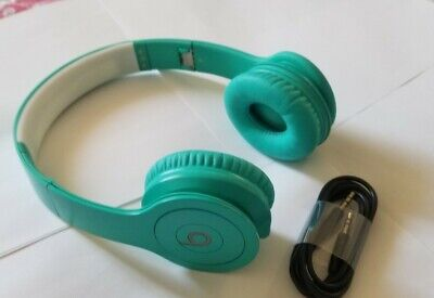 Beats by Dr. Dre Solo HD Headband Headphones - Teal