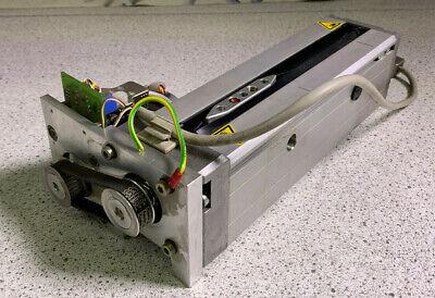 Isel Automation 2354204024 Les 4 Narrow Profile Ball Screw Linear Slide W Motor