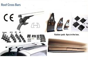 Universal Roof Cross Bars Maddington Gosnells Area Preview