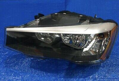 2015-2019 BMW X3 Left Side Driver After Market Halogen Headlight Headlamp