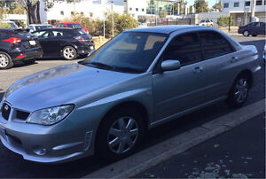 Subaru Impreza awesome condition Watson North Canberra Preview