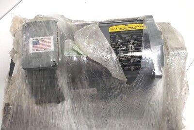 New Baldor 3103-0162 Dc Electric Motor .5hp 12hp 24v 3450rpm 56 Frame