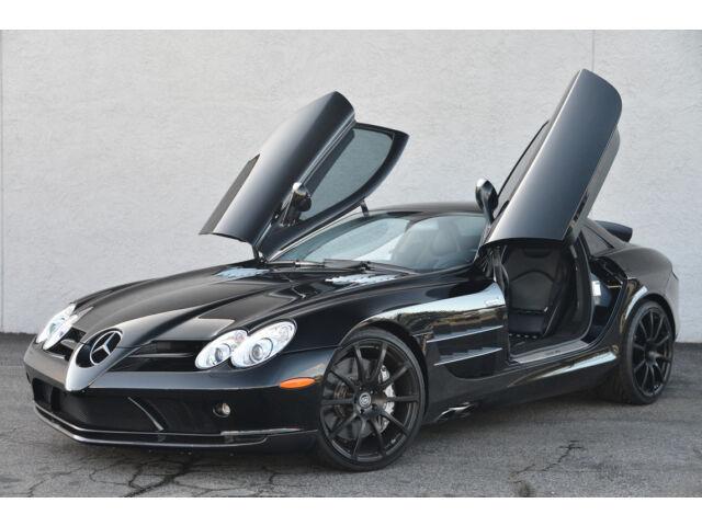 Image 1 of Mercedes-Benz: SLR McLaren…
