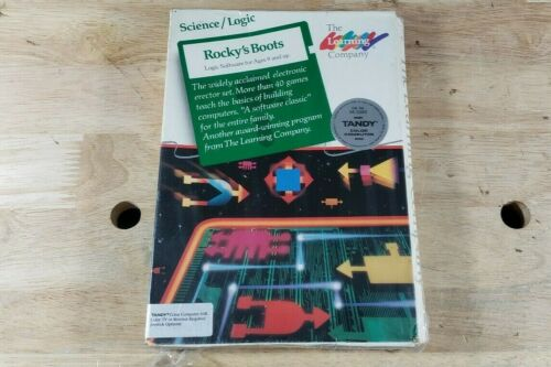Tandy Color Computer 64K ROCKY