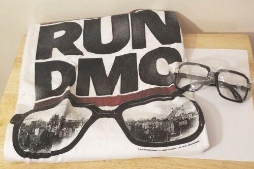 RUN-DMC Classic White RUN-DMC 2XL T-Shirt
