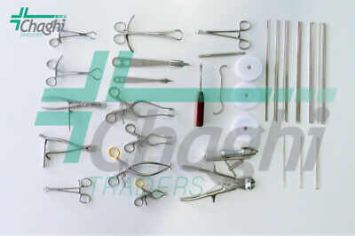 K Wire Double Ended 66 Pcs Set Orthopedic Surgery Instruments By Chaghi Traders