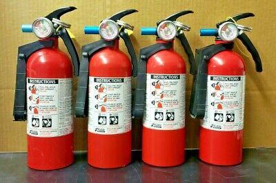 Car Auto Home Fire Extinguisher 5-bc - Four Pack Kidde