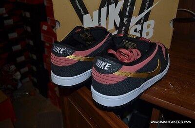 Nike Dunk Low Premium SB Walk of Fame WOF prod flyknit max 951 87 bred 11 mint
