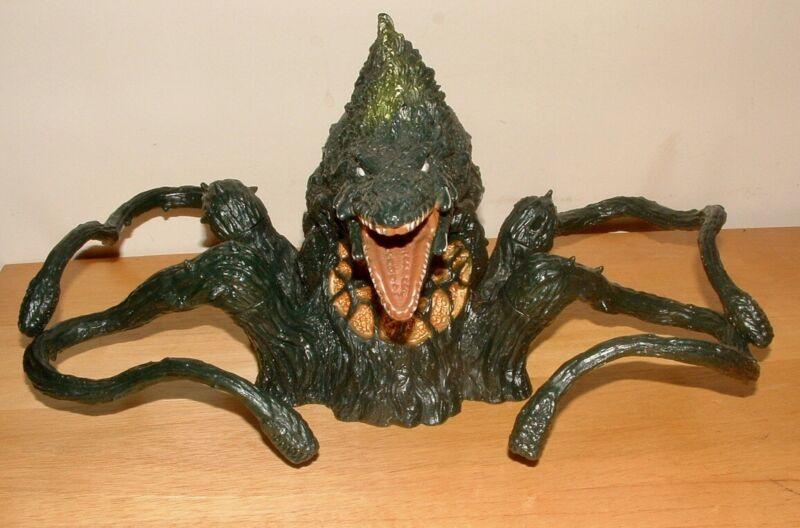"1992 BANDAI 8""Scale BIOLLANTE Vinyl Figure Godzilla"