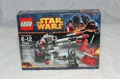 Lego 75034 Star Wars Death Star Troopers Battle Pack