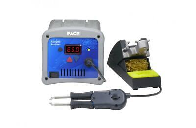 Pace Ads200 W Mt-200 Minitweez Chip Tip Instant Set Back Tool Stand W Tips