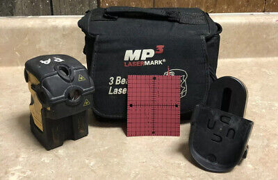 Cst Berger Mp3 Three Beam Laser Level Self-leveling Read Description As Is
