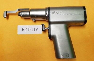 Stryker Surgical Orthopedic Sternum Saw With Blade Guard Ref 4107 4107-8