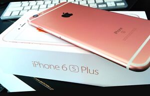 I PHONE 6S PLUS  Rose