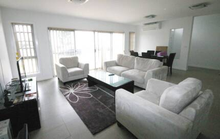 Fully furnished + Utilities + Internet + Cleaner included