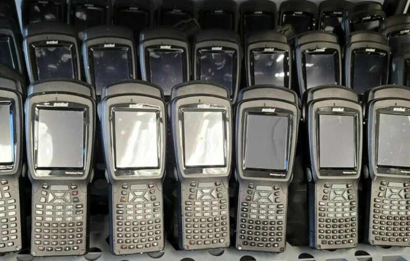 Psion TEKLOGIX 7528X,workabout pro 4,win CE6,alphanumeric,1D, MSRP $2200