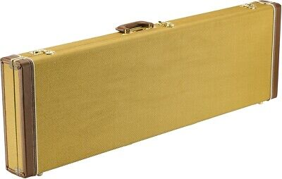 Fender Classic Series Precision Bass / Jazz Bass Case in Tweed