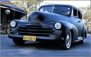 1947 chev ratrod, LS1, auto, very reliable car, great cruiser Currans Hill Camden Area Preview