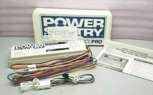 NEW LITHONIA LIGHTING POWER SENTRY PS300 DW EMERGENCY LIGHTING BALLAST
