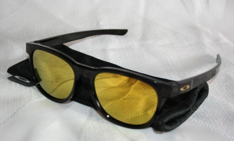 a2cd9d5711 OAKLEY STRINGER Sunglasses OO9315-04 Polished Black 24k Iridium ...