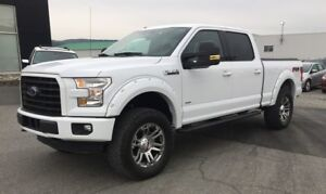 "2016 Ford F-150 XLT / Sport / Lift kit 4"""" / Gps"