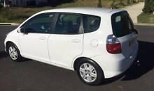 2006 Honda Jazz Hatchback VTi Auto White Mullumbimby Byron Area Preview