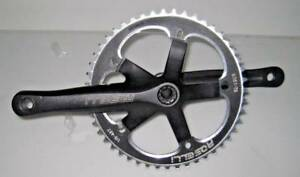 Roselli Crankset 6061-T6 1/8 48T 108 BB - 165 mm arms RRP $299 Concord West Canada Bay Area Preview