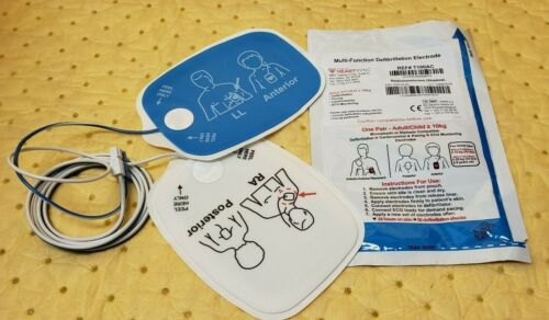 Physico Control HeartSync T100 Life pack Adult Multi-Function Electrode Pads