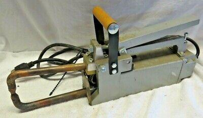 Portable 110 Volt Spot Welder 7 14 Arms Working Great