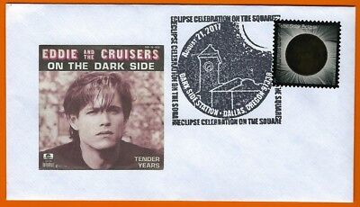 Eddie And The Cruisers  Dallas  Oregon  Total Eclipse Of The Sun  Pictorial