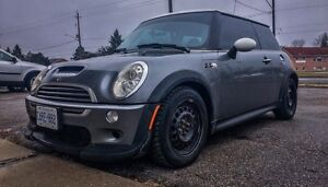 Mini Cooper S 2006 Turbo