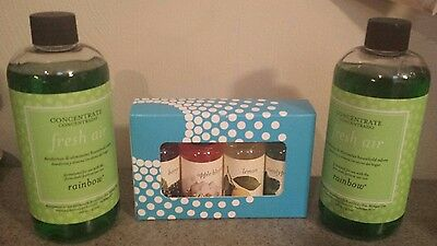 Rainbow Vacuum Cleaner Fragrance Pack  2 D A Deodorizer Lot You Choose 4 Scents