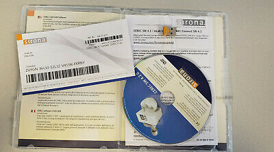 Sirona Cerec 4.2 Software Cd With Activated Dongle Licence