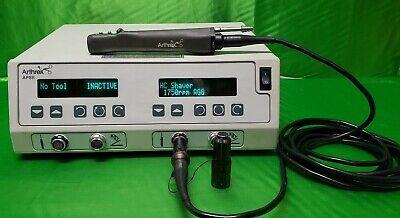 Arthrex Ar-8330h Hand Piece Ar-8300 Aps Ii Console Arthroscopy Shaver System