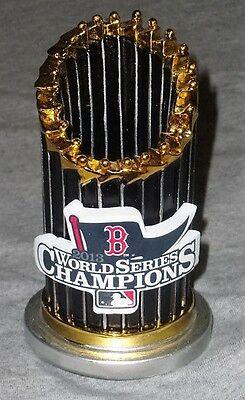 2013 World Series Champions Boston Red Sox Replica Mini Trophy Paperweight Ortiz