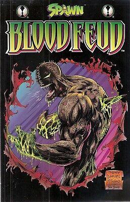 Comic - Spawn Bloodfeud Nr. 2 - Prestige - 1.Auflage - Infinity Verlag deutsch