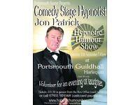 Comedy Hynotist Show Portsmouth