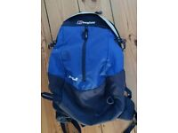 For sale is a Berghaus Freeflow 20 backpack.