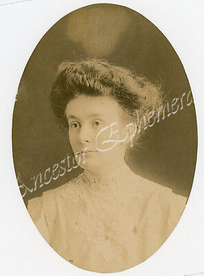 Eleanor Morton PARKER 1881 photo Boston Massachusetts MA George Holmes BOYNTON