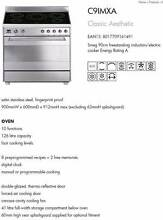 $6690.00 Smeg 90cm freestanding induction/electric cooker Newstead Launceston Area Preview