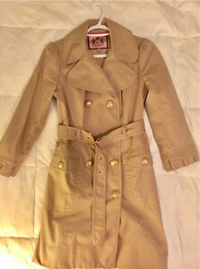 Juicy Couture Trench Coat  London Ontario image 2
