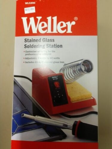 WELLER - WLC200 - Stained Glass Soldering Station