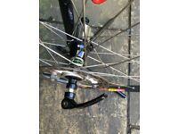 Mavic / Hope MTB rear wheel