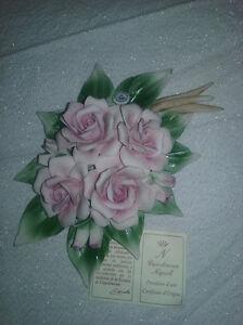bouquet-composizione-di-rose-porcellana-Capodimone