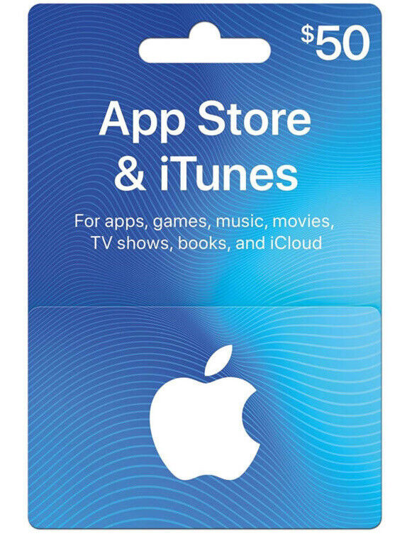 apple itunes gift card $125 (Can Be Shipped Or Digitally Sent)