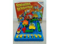 Screwball Scamble Game Toy.