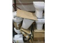 Toilet pans