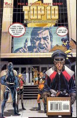 Top 10 Beyond the Farthest Precinct #2 Americas Best Comic DC 1st Print 2005