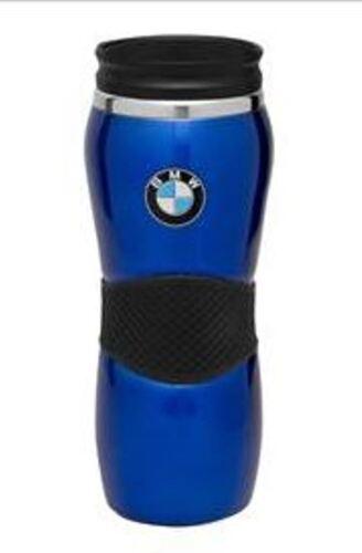 BMW Genuine OEM Travel Mug - Blue 80-90-0-439-611
